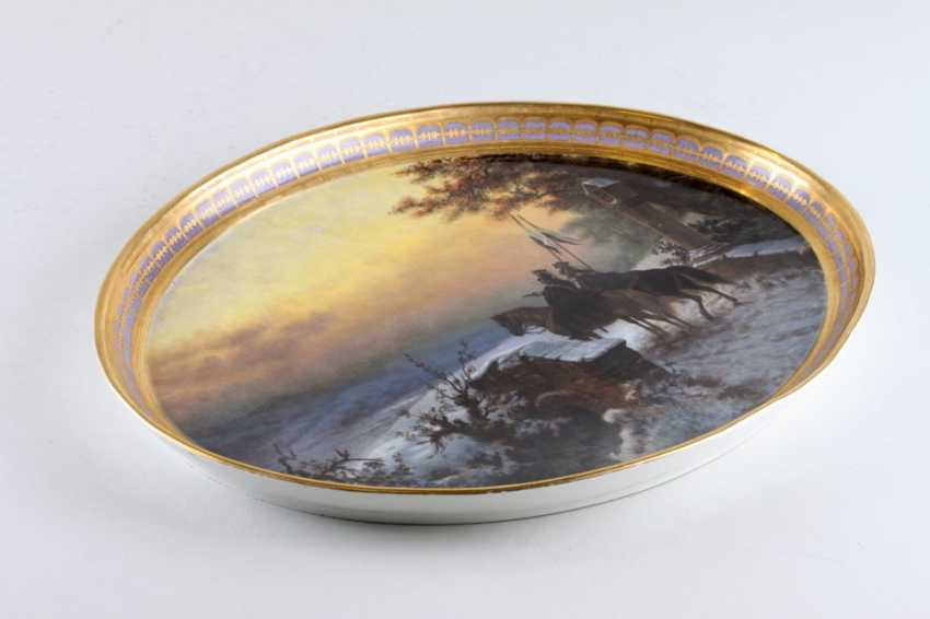 Dish. KRM, 1840-ies. - photo 2