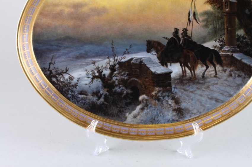 Dish. KRM, 1840-ies. - photo 3