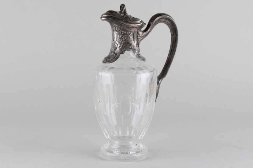 A decanter. France, 1897-1912 years. - photo 1