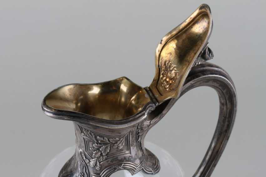 A decanter. France, 1897-1912 years. - photo 3