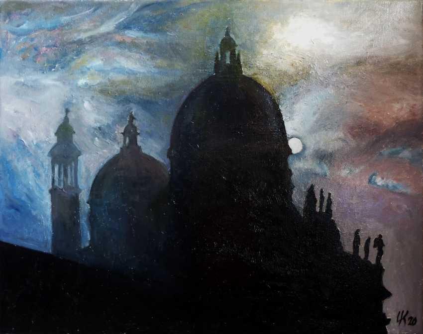 Kirill Chuvashev. Night watchmen - photo 1