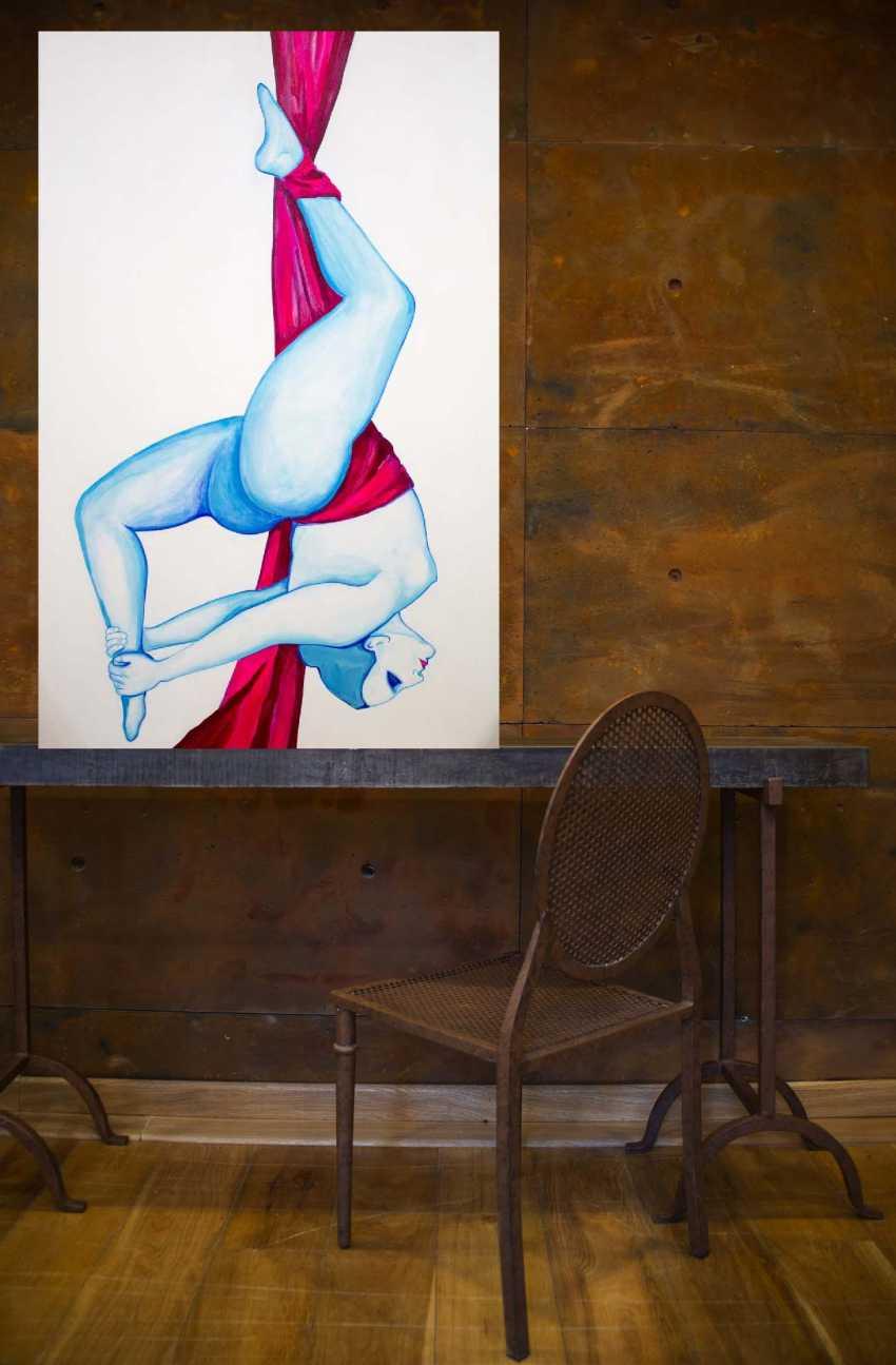 Okcana Chumakova. Painting by Laura - photo 1