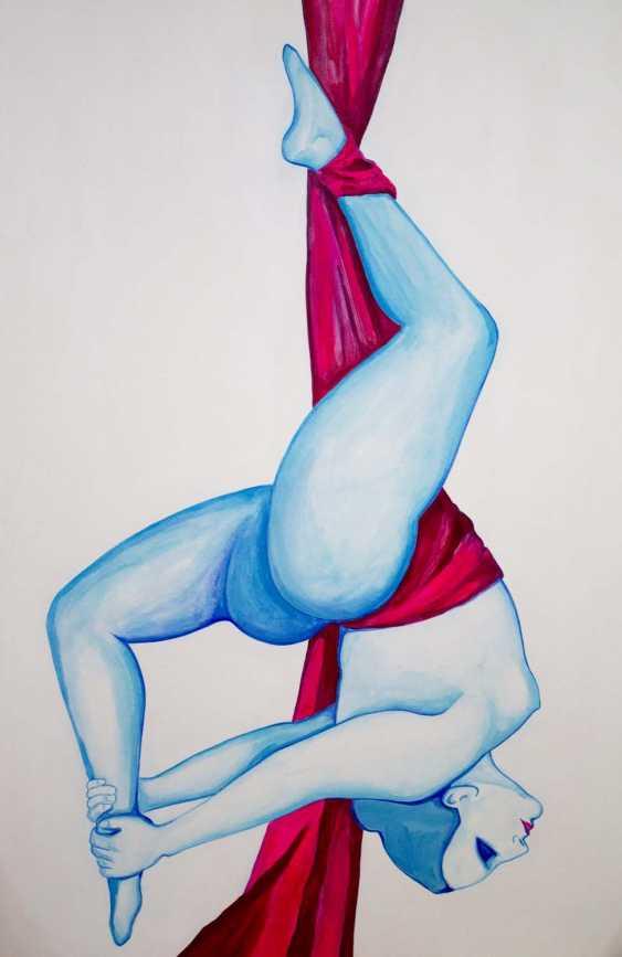 Okcana Chumakova. Painting by Laura - photo 2