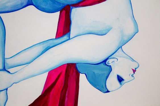 Okcana Chumakova. Painting by Laura - photo 3
