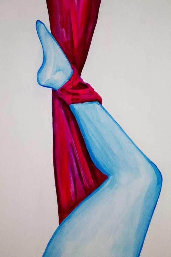 Okcana Chumakova. Painting by Laura - photo 4