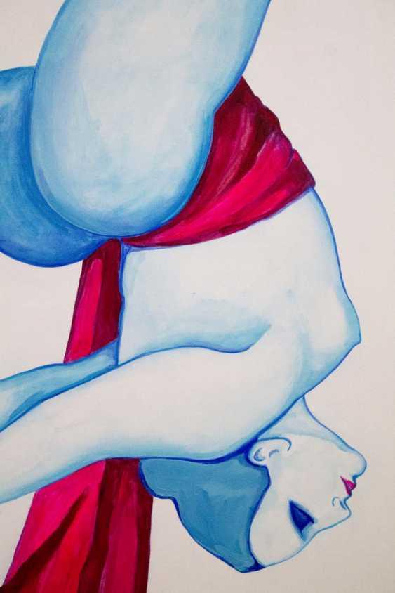 Okcana Chumakova. Painting by Laura - photo 5