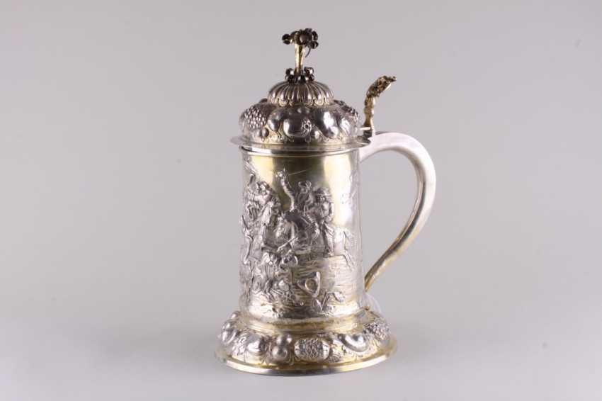 Beer mug-tankard, Posen - photo 1