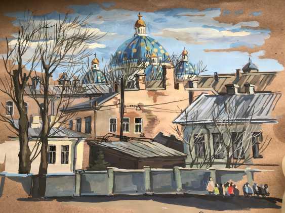 "Olga Gileva. ""On the waterfront. Saint-Petersburg"" - photo 1"
