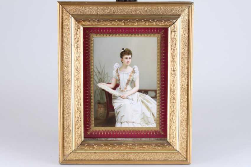 The porcelain layer. Austria, 19th n the 20th century. - photo 1
