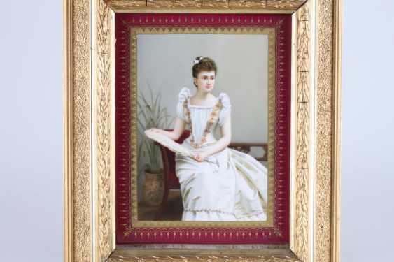 The porcelain layer. Austria, 19th n the 20th century. - photo 2