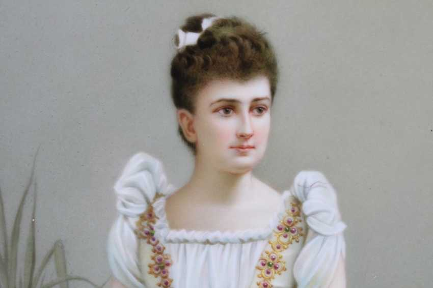 The porcelain layer. Austria, 19th n the 20th century. - photo 3