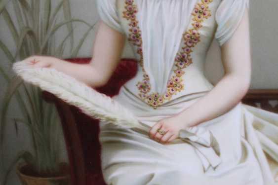 The porcelain layer. Austria, 19th n the 20th century. - photo 4