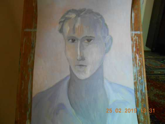 Igor Behter. Portrait of a young man - photo 1