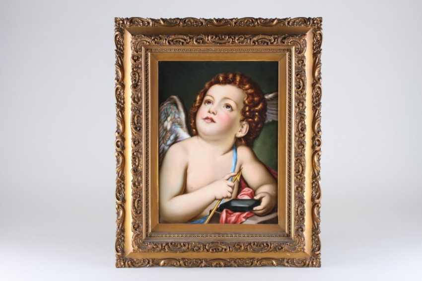 Porcelain Plast, Austria, 19th n 20th century - photo 1