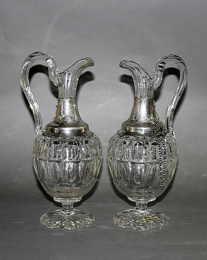 Western Europe, late XIX century, silver, - photo 1