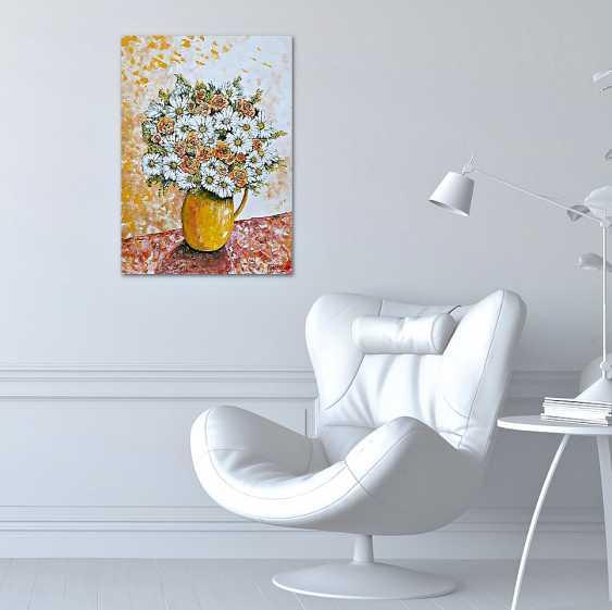 Vyacheslav IG. Garden flowers in a vase - photo 2