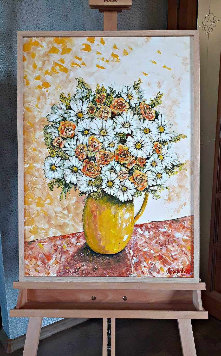 Vyacheslav IG. Garden flowers in a vase - photo 3