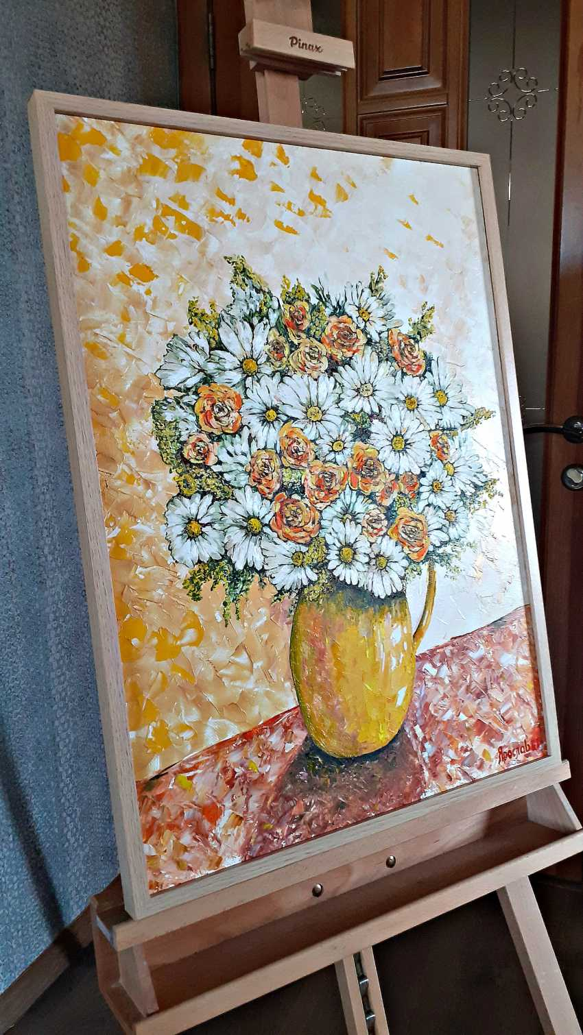 Vyacheslav IG. Garden flowers in a vase - photo 4