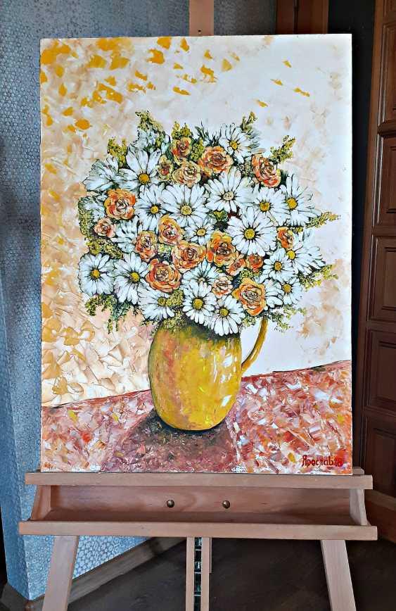 Vyacheslav IG. Garden flowers in a vase - photo 6