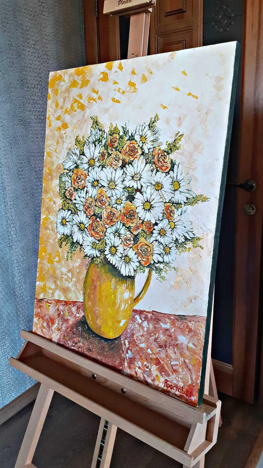 Vyacheslav IG. Garden flowers in a vase - photo 8