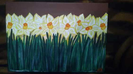 Nataliya Kutikhina (Bronstein). The Daffodils - photo 3