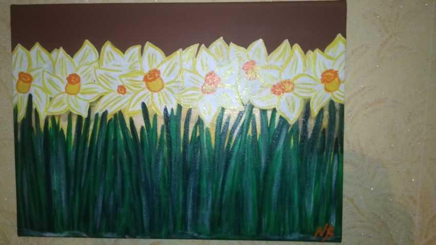 Nataliya Kutikhina (Bronstein). The Daffodils - photo 4