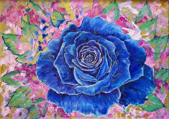 Vyacheslav IG. Blue rose - photo 1