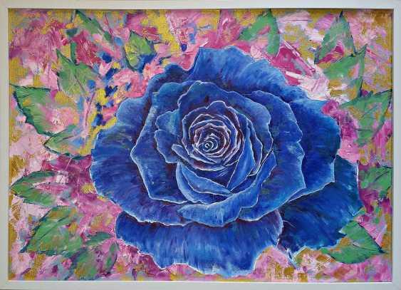 Vyacheslav IG. Blue rose - photo 2