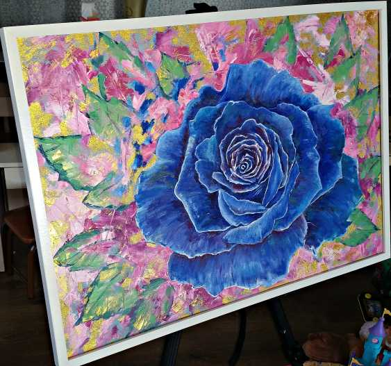 Vyacheslav IG. Blue rose - photo 5