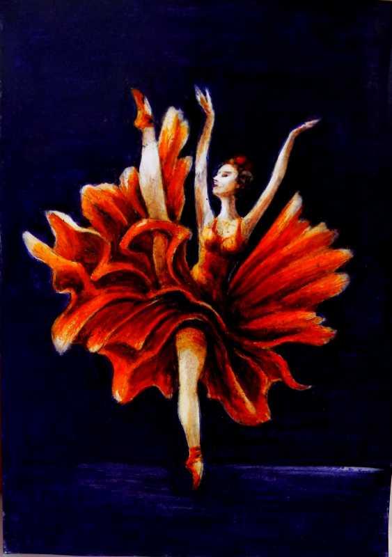 Alex Neint. Prominences dance - photo 1