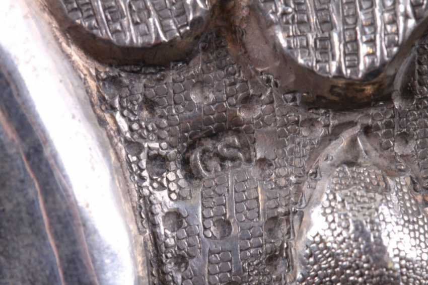 TAS. Shield for Torah. Austria, lane. Of the 19th century. - photo 4