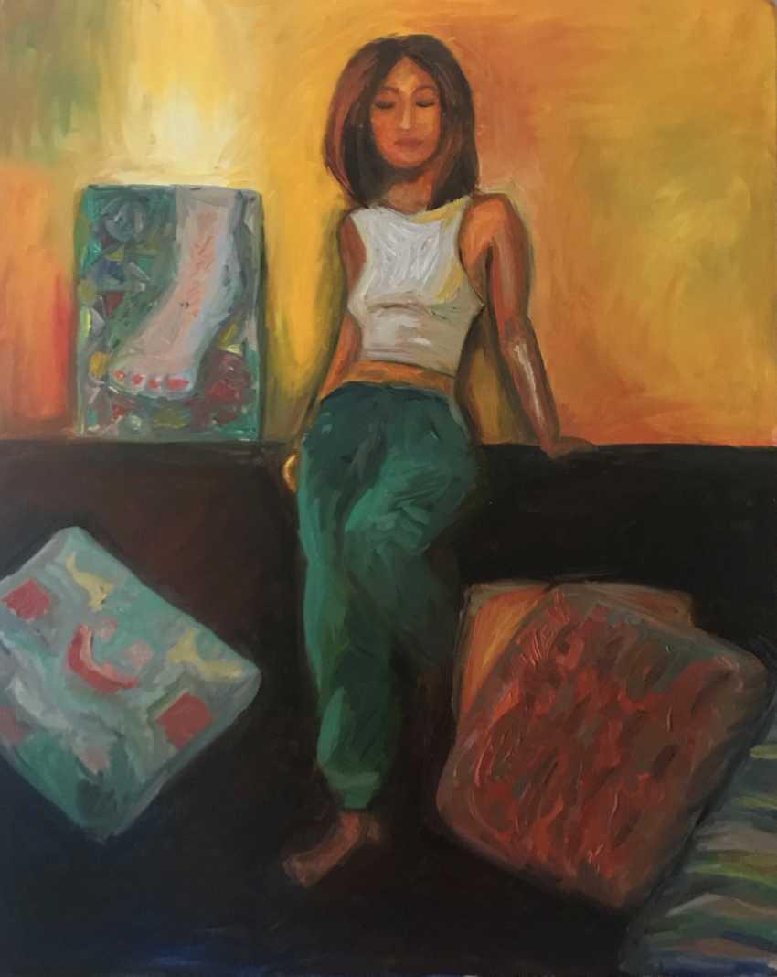 Dariya Kolesika. Girl - photo 1