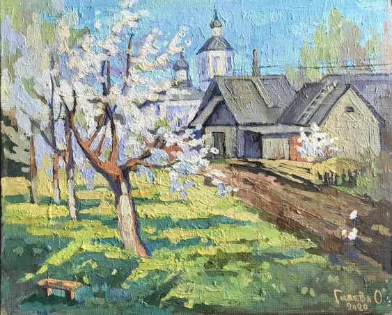 "Olga Gileva. ""Apple bloom"" - photo 1"