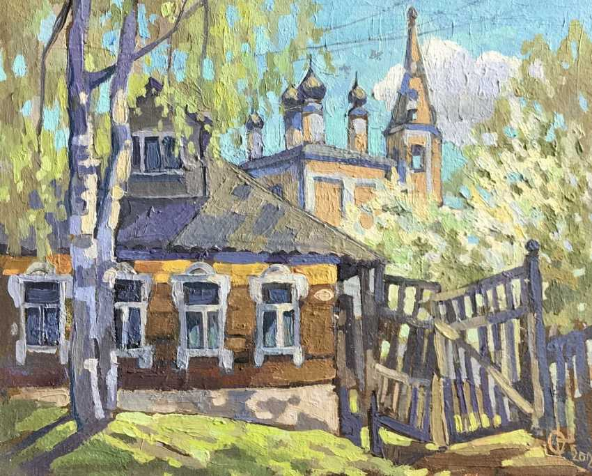 "Olga Gileva. ""May"" - photo 1"