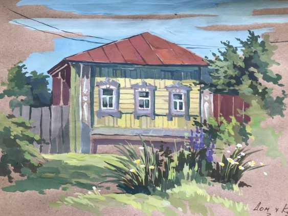 "Olga Gileva. ""House of the Kremlin. Zaraysk"" - photo 1"