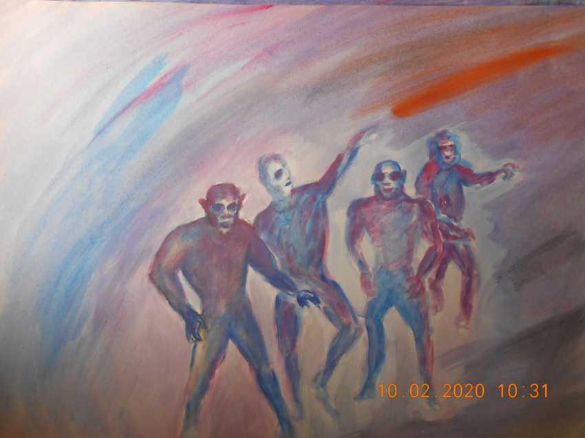Igor Behter. The devils - photo 1