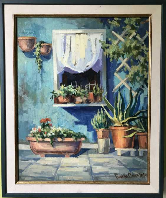 """Olga Gileva. """"The Island Of Burano. Italy"""" - photo 1"""