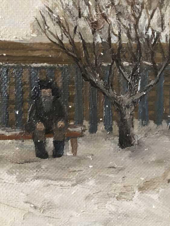 Natalia Kadolina. Snow - photo 4