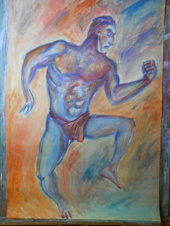 Igor Behter. Hercules before the feat - photo 1