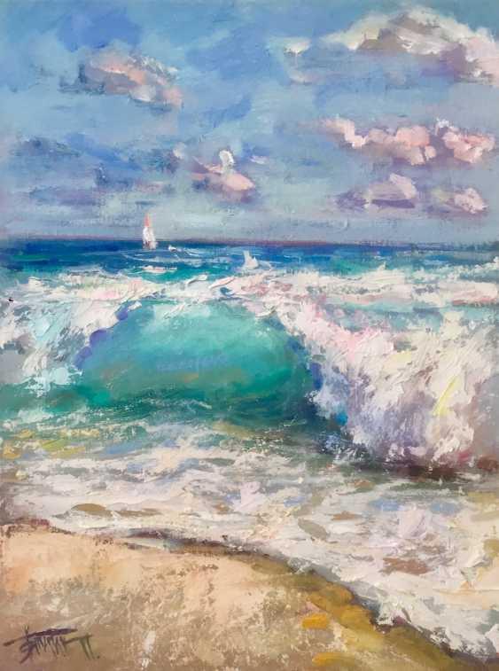 Pavel Tiapugin. The blue of the sea... - photo 1