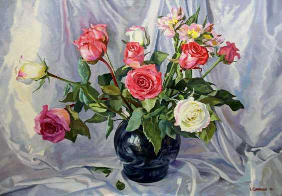 "Alexander Samokhvalov. ""Scent of flowers"" - photo 1"