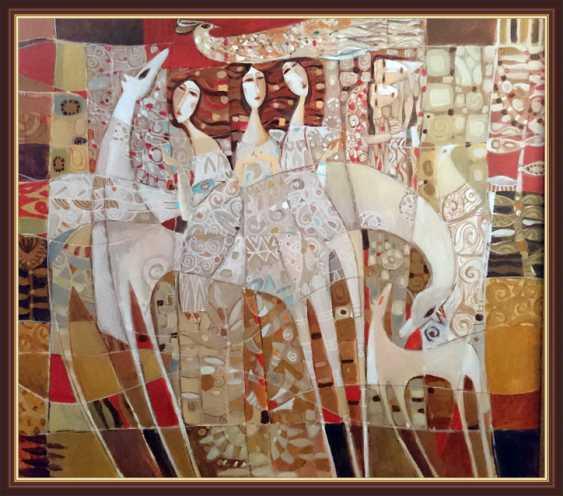 Gagik Petrosian. from the Annunciation - photo 1