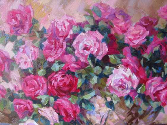 Yulia Bird. Bouquet of roses. - photo 2