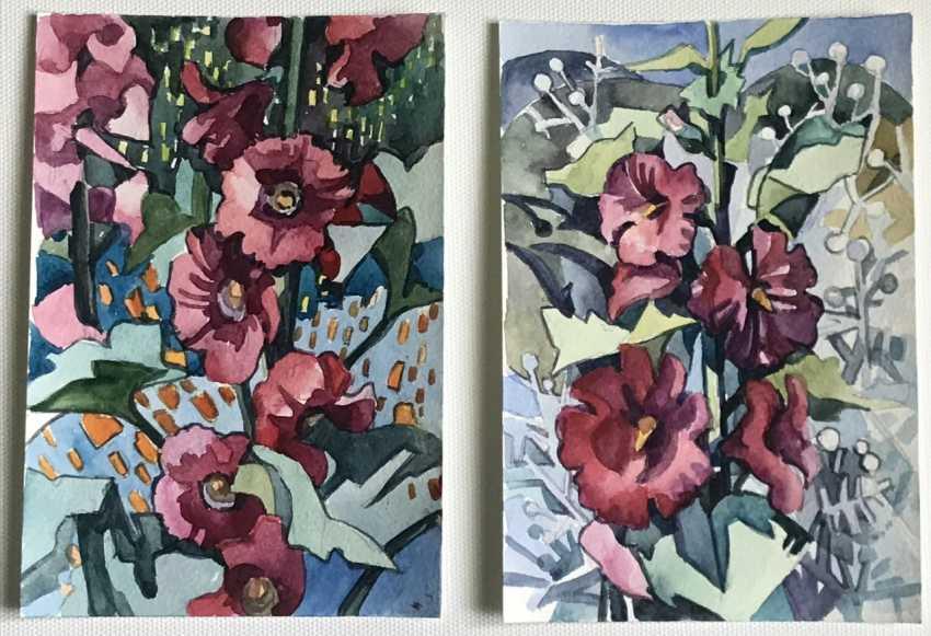 "Olga Gileva. ""Flowers"" - photo 2"
