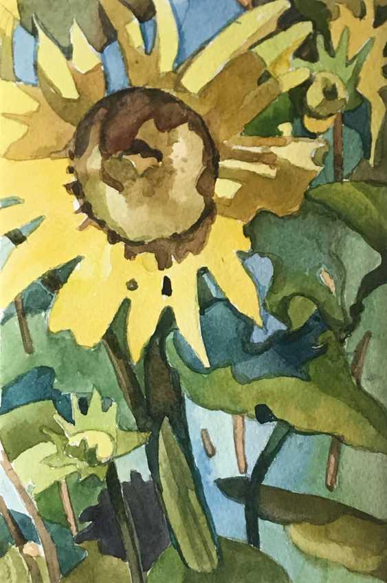 "Olga Gileva. ""Sunflower"" - photo 1"