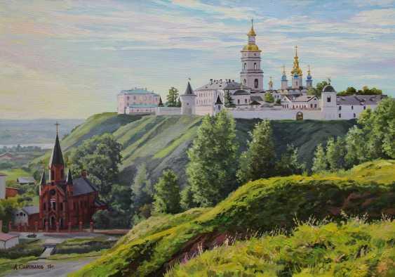 """Alexander Samokhvalov. """"Tobolsk"""" - photo 1"""