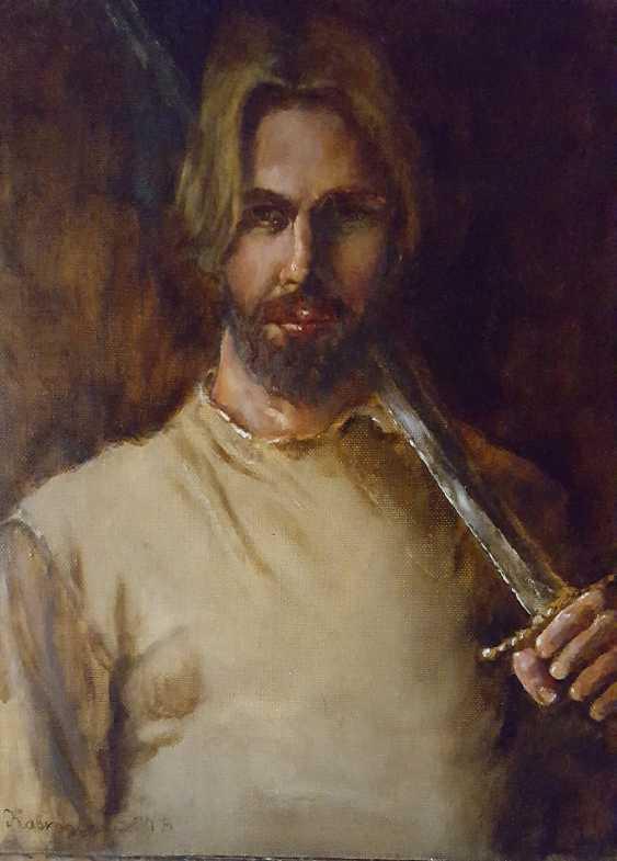 Yrij Kavkazskij. Swordsman - photo 1
