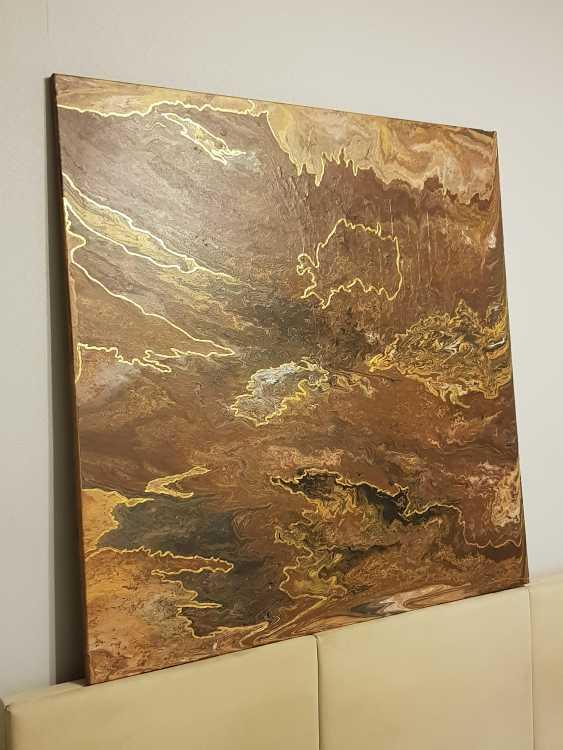 Nikol Lemarie. Rock painting - photo 3