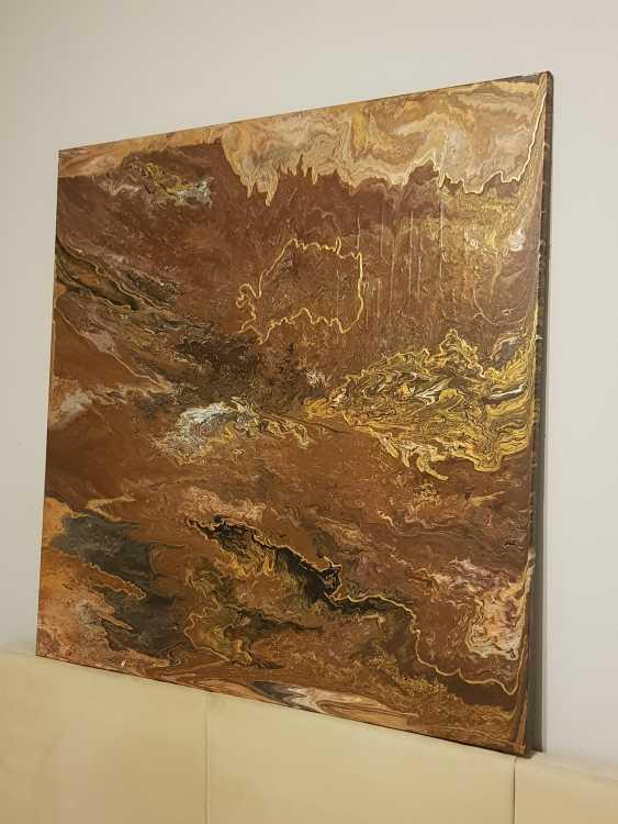 Nikol Lemarie. Rock painting - photo 4