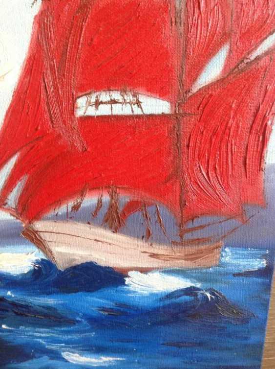 Victor Kuznetsov. Scarlet Sails - photo 2